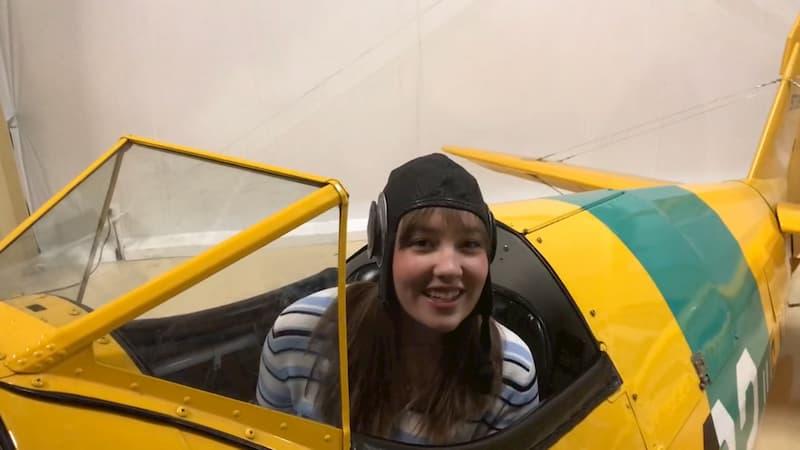 Violet the Pilot image
