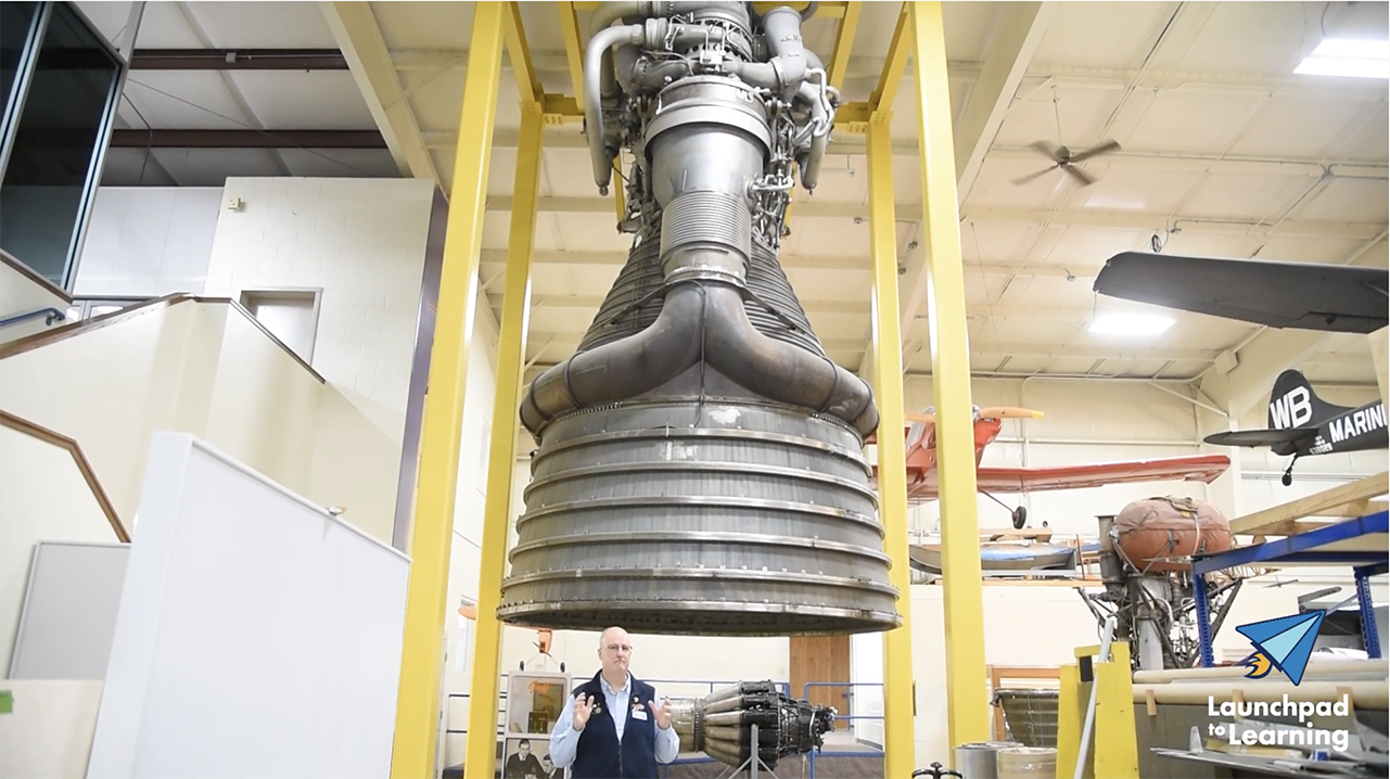 An Overview of the Saturn V Rocket Engines image