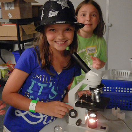 Summer Day Camps - Food Science