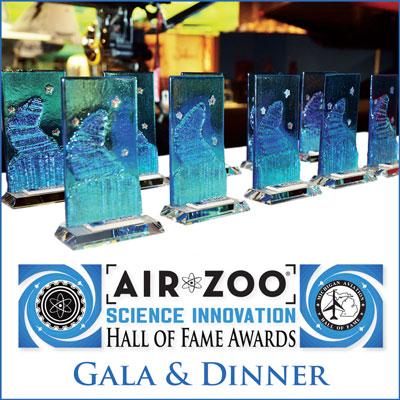 2019 Science Innovation Hall of Fame Awards Gala