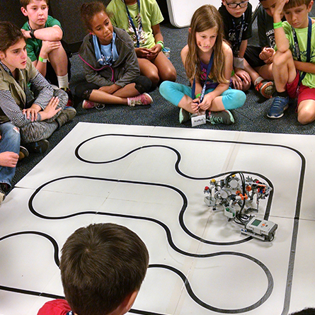 LEGO Robotics - 4th-5th Grade Summer Day Camps