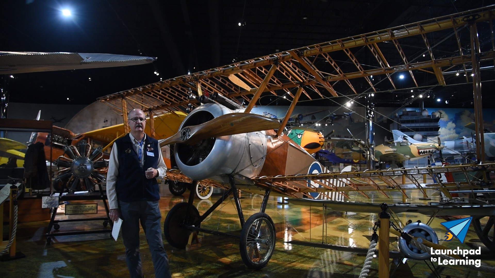 An Overview of the Sopwith Camel image