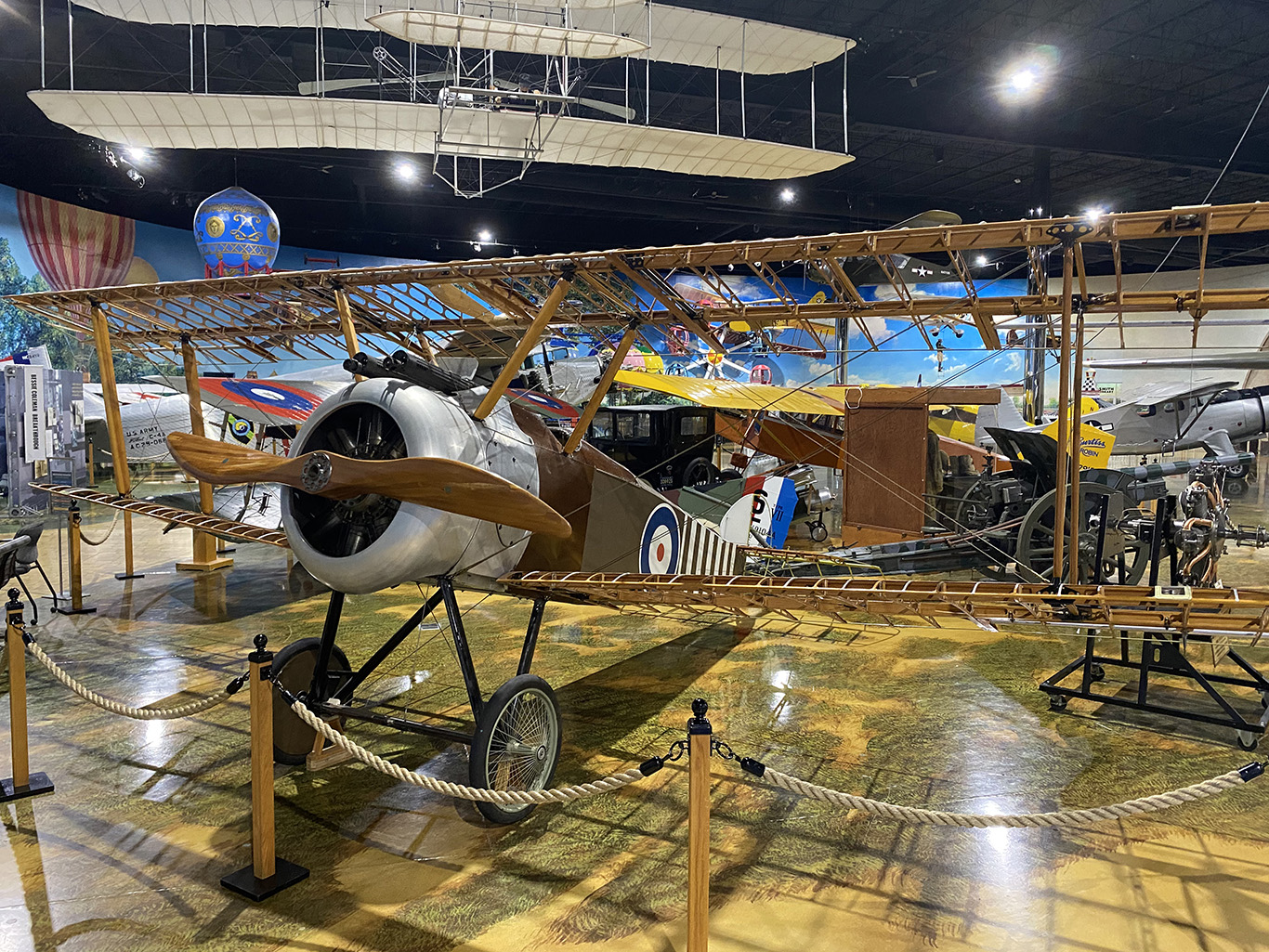 The Sopwith Camel image