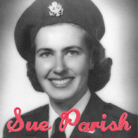 Sue Parish Headshot