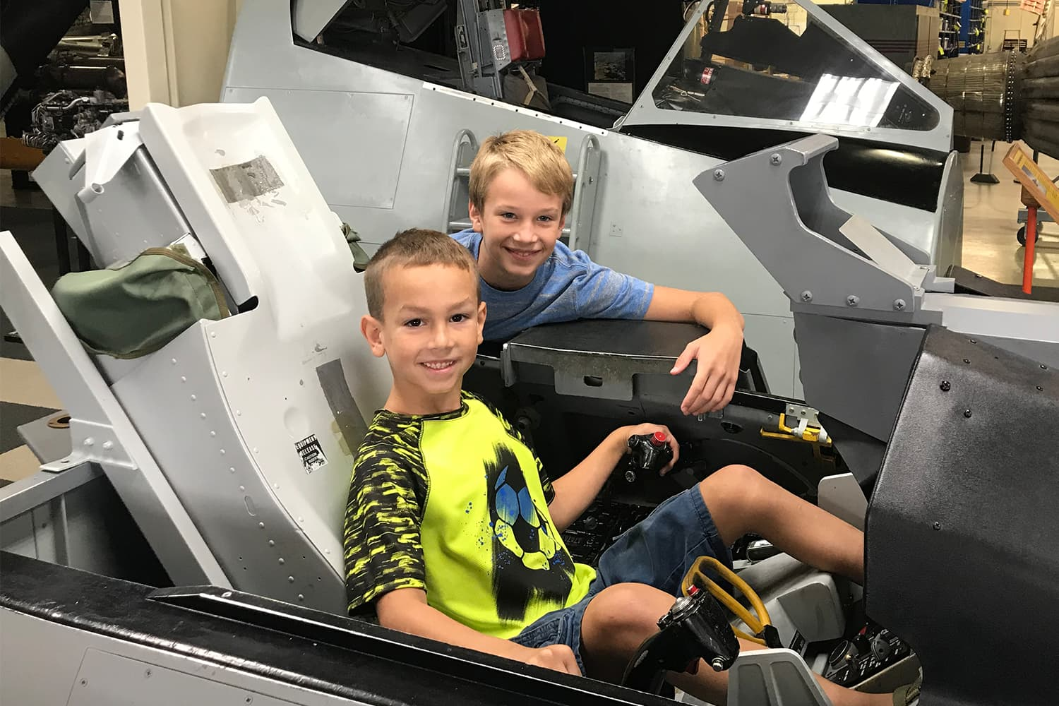 Homeschool Discovery Days - Aviation Materials Science