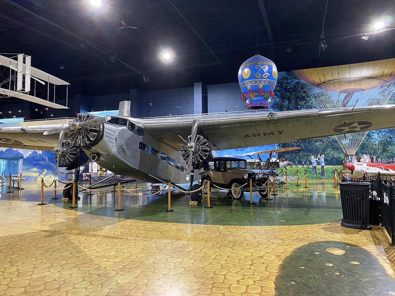 The Ford Tri-Motor image