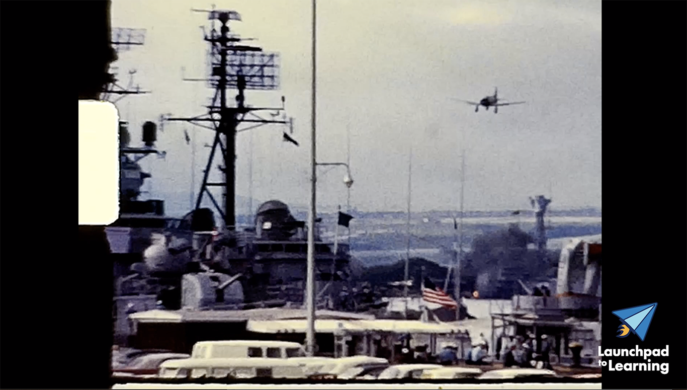 Behind the Scenes at Pearl Harbor image