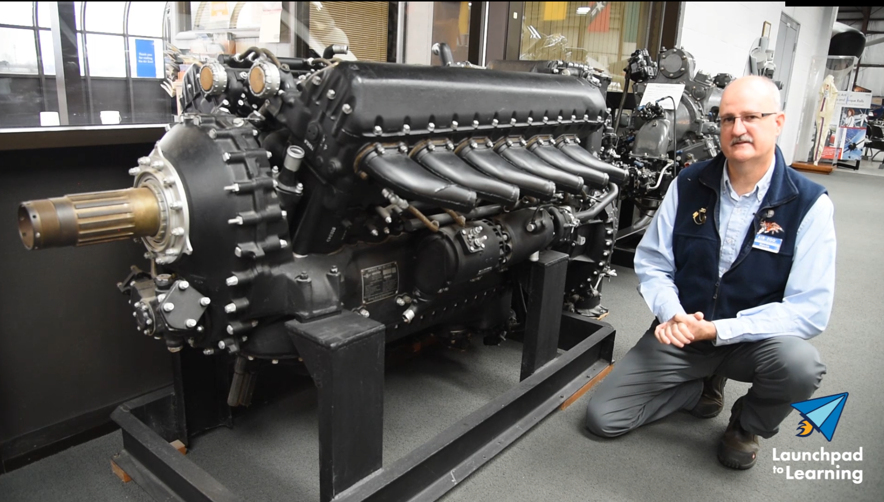 Continental Built Rolls Royce Merlin Engine image