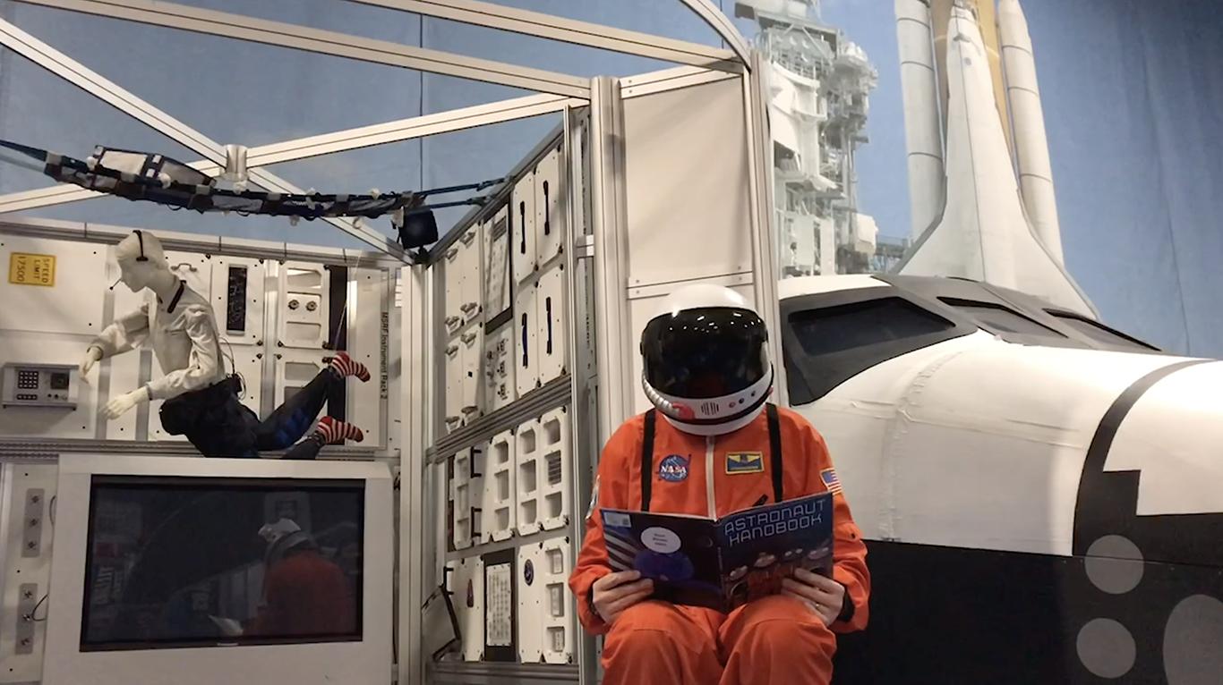 The Astronaut Handbook image