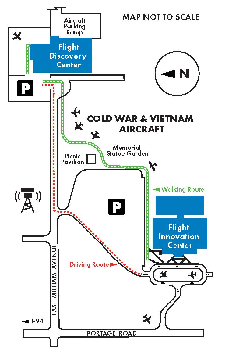 Flight Innovation Map
