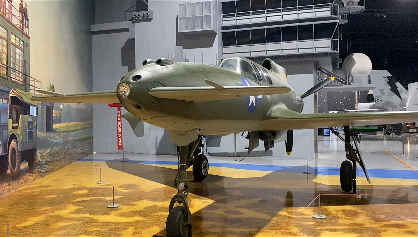 A One-of-a-kind at the Air Zoo! image