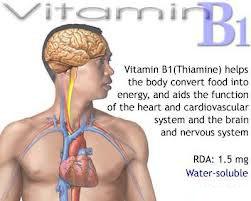 vitamin B1(thiamin)