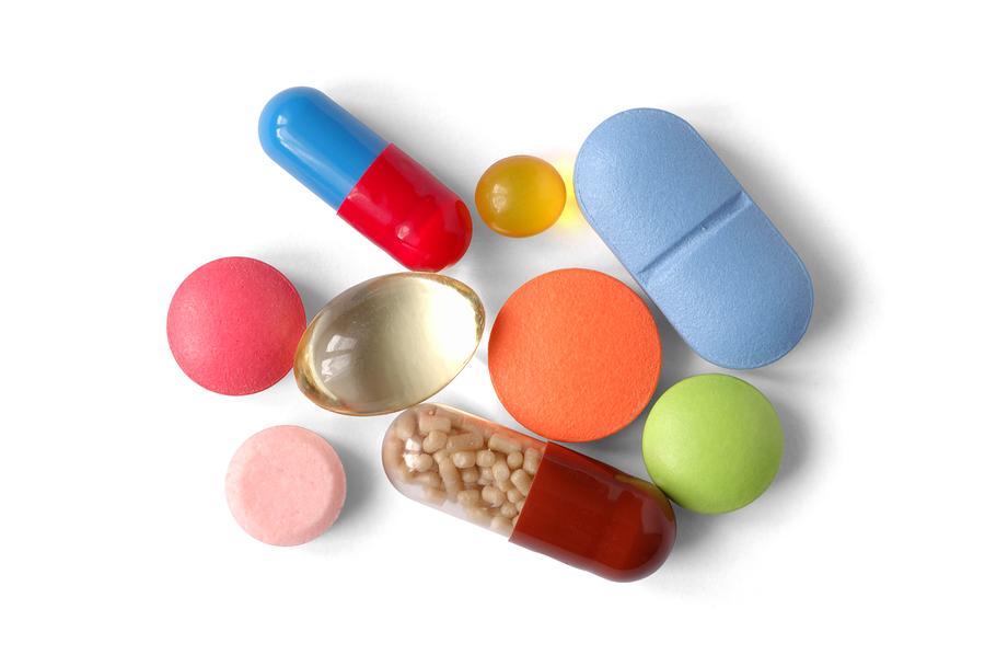 Vitamins, multi-vitamins