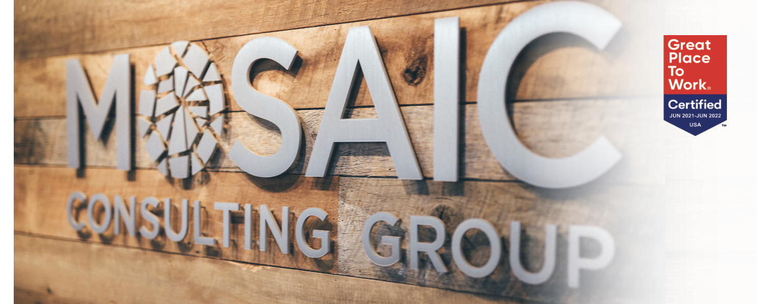 Mosaic Consulting Group Careers