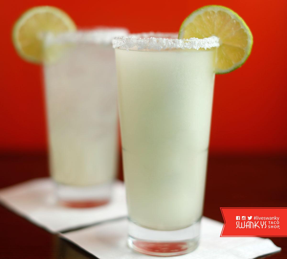 Frozen Margaritas | Swanky's Taco Shop