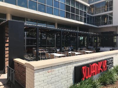 Swankys Taco Shop in Memphis