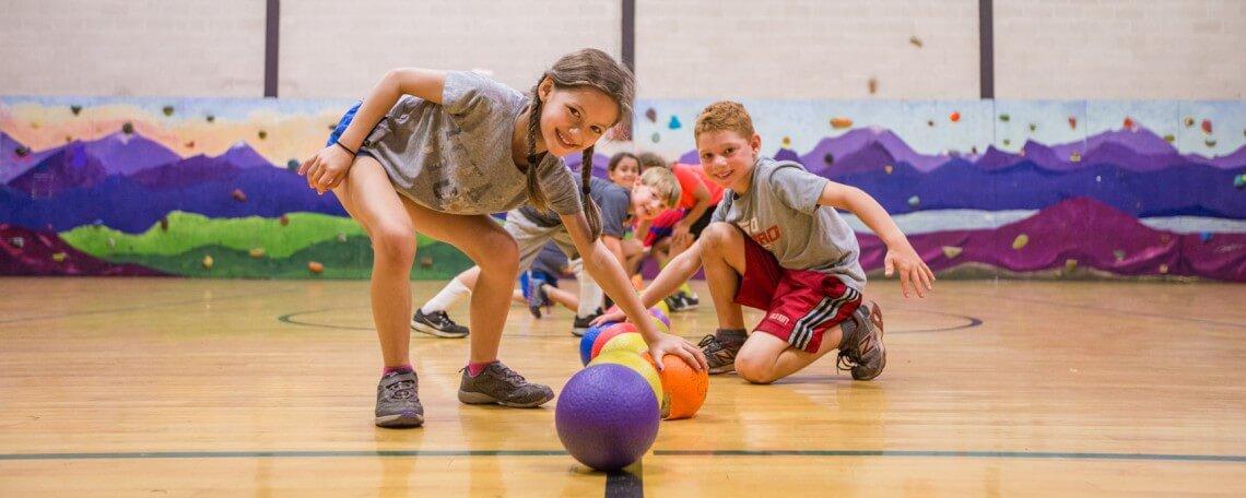 dodgeball camp