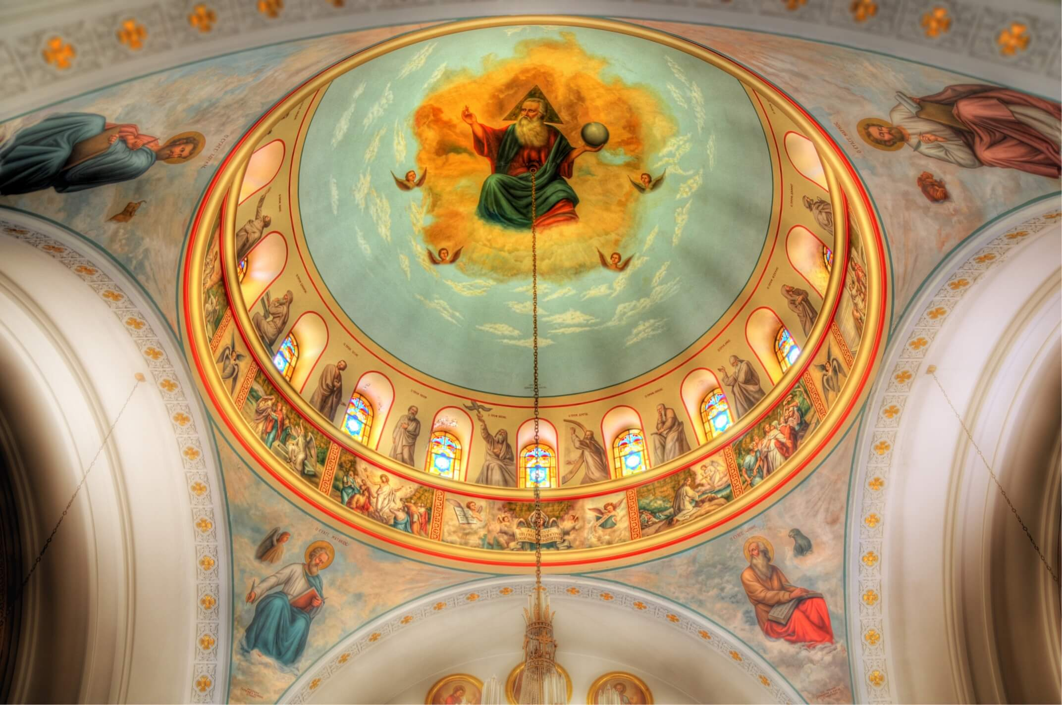St Nicholas Interior