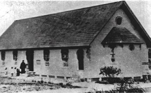 The Congregation's First Church, Constructed in 1907