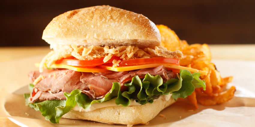 Cheffie's Cafe Sandwich
