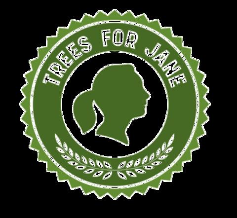 Trees for Jane Logo