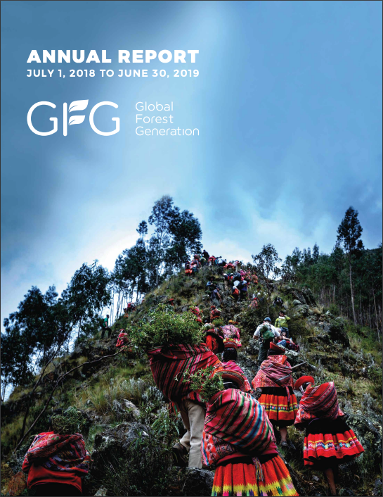 Global Forest Generation Annual Report 2018-19