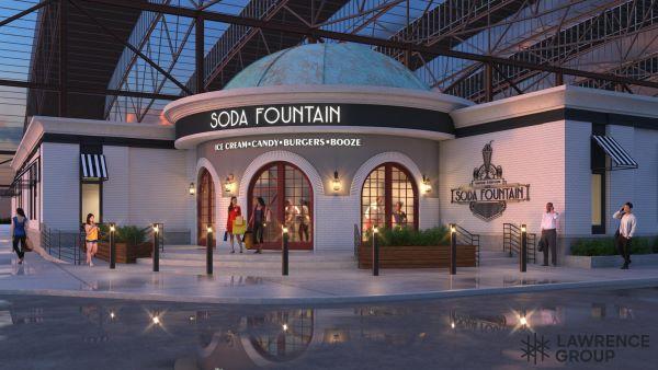 Soda Fountain image