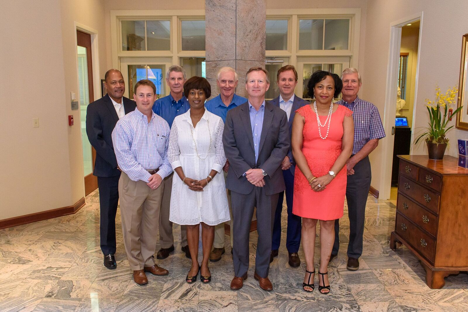 Woodward Hines Education Foundation Board of Directors