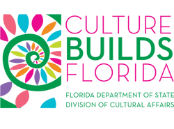 Culture Builds Florida logos