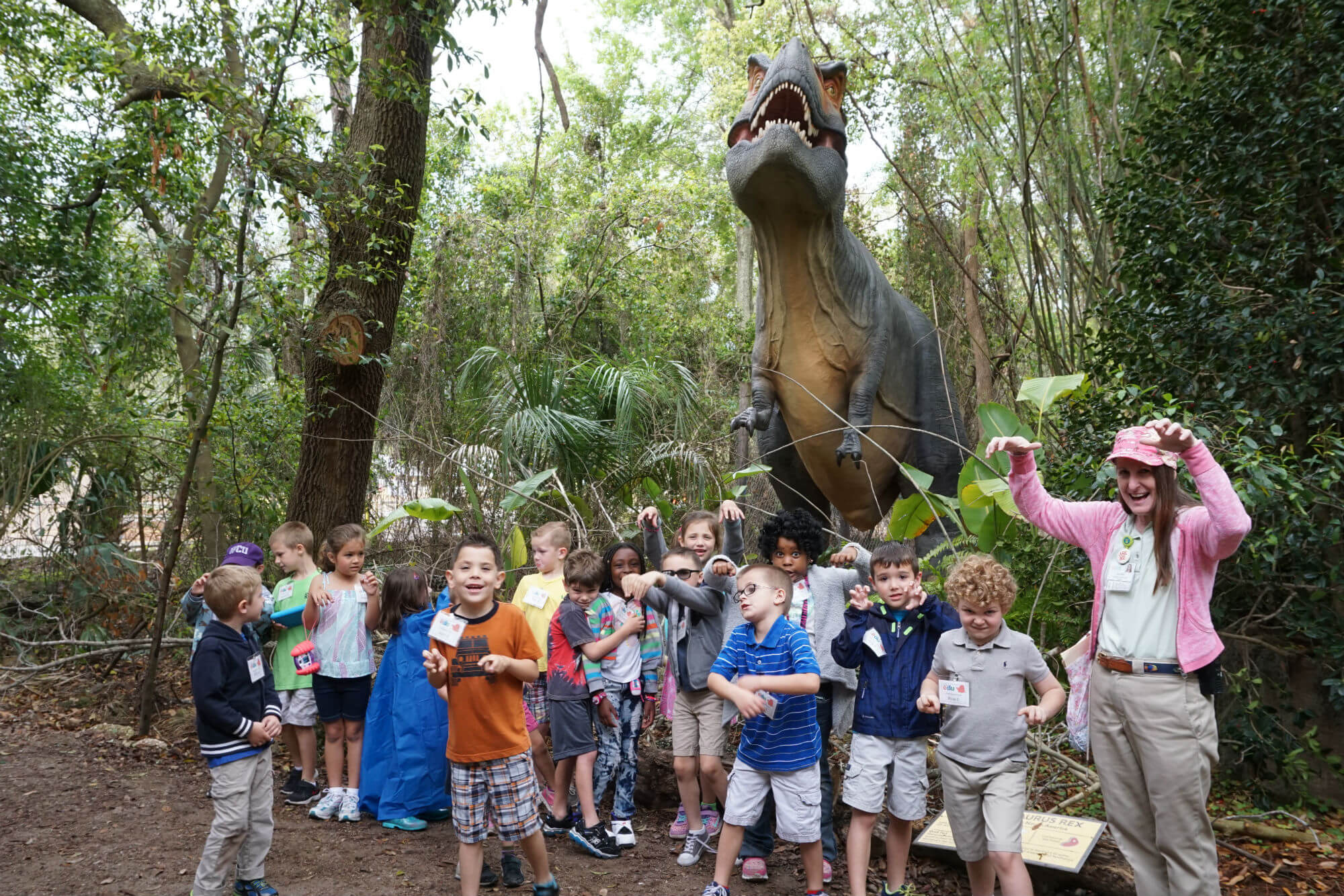 Spring Zoo Camp
