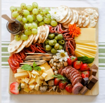 Charcuterie boards differ based on purchase
