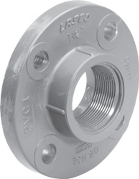 ½ FPT SCH80C Flange (Solid Style)