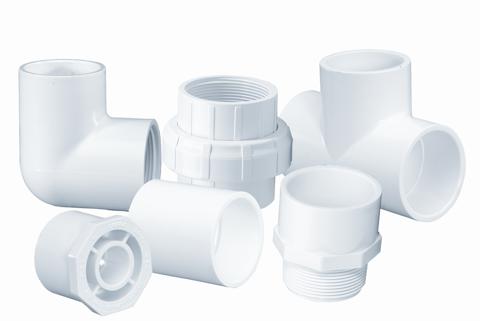 Slip 2-1//2 in LASCO 429025BC Coupling PVC SCH40 Schedule