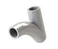 hvac pipe fitting