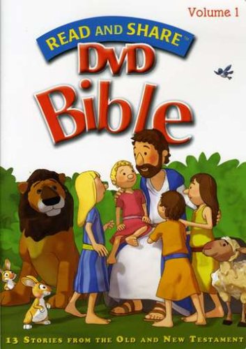 Read and Share Bible, Vol. 1 (DVD)