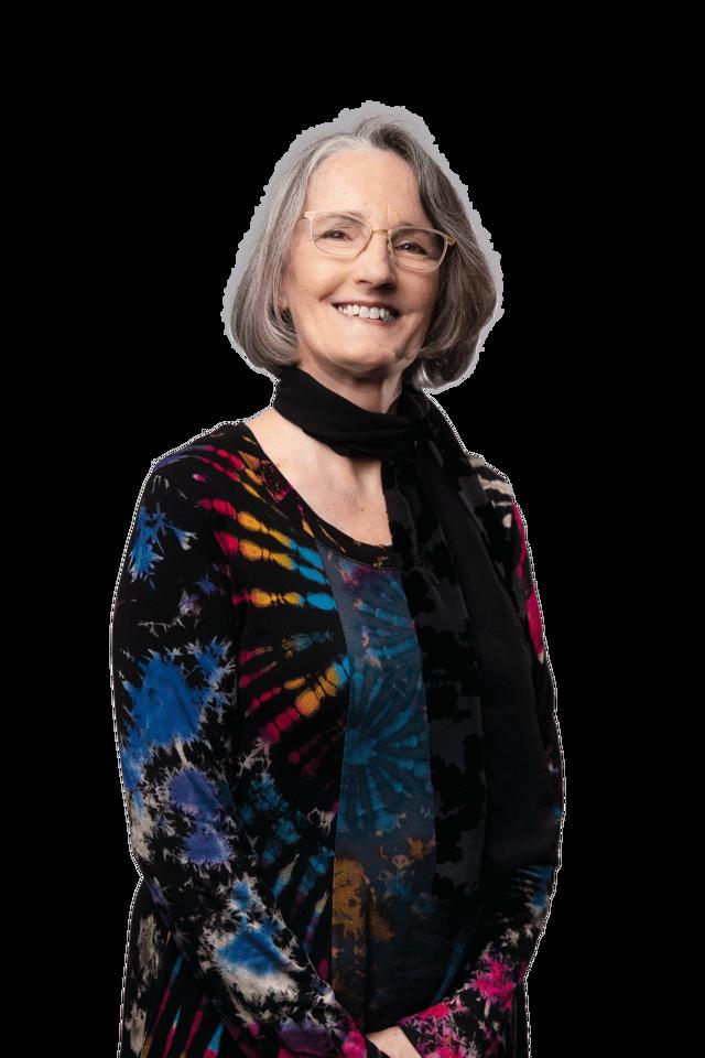 Susan Hillebert Headshot