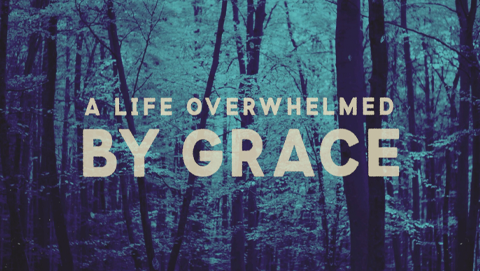 A Overwhelmed By Grace