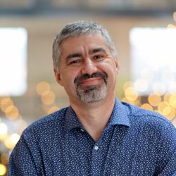 Chris Terrill Executive Director