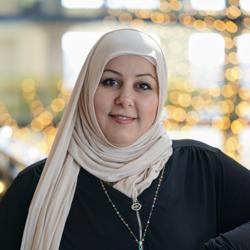 Dalia Alnaaman, Math/Science Support Teacher