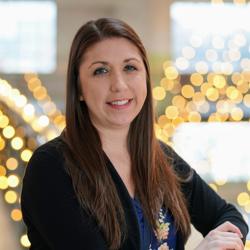 Rebecca McHann, Office Administrator (4th floor)