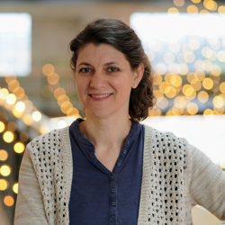 Sarah Stockwell, Office Administrator (1st floor)