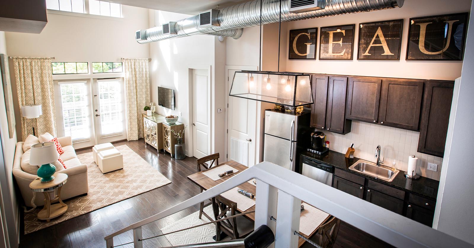 Three Thirty Three Lofts, Baton Rouge, LA