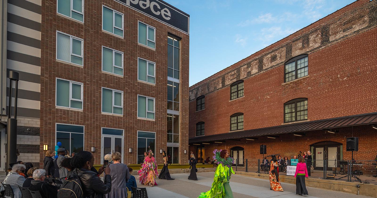 South Main Artspace Lofts, Memphis, TN