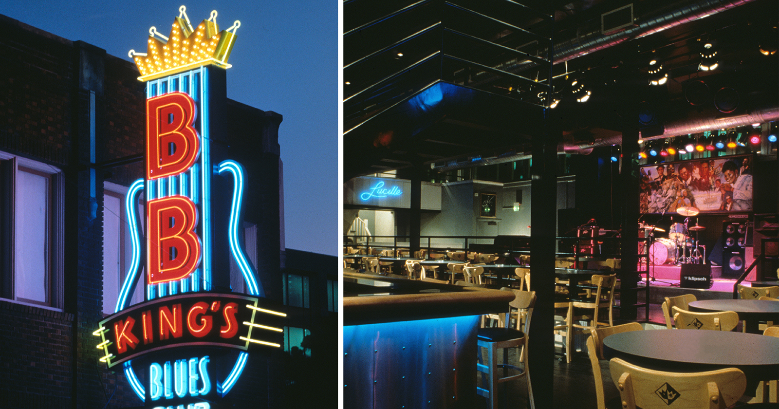 BB King's Blues Club, Memphis, TN