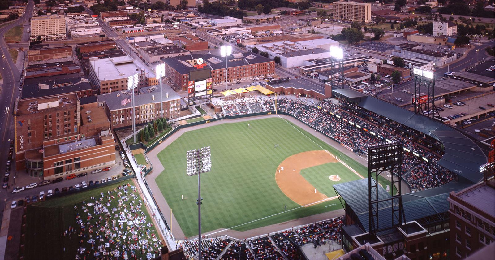 Memphis Ballpark Neighborhood, Memphis, TN