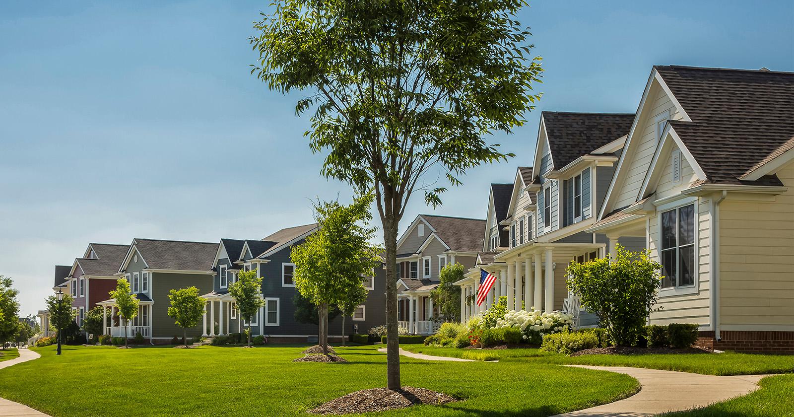 Cherry Hill Village, Canton Township, MI