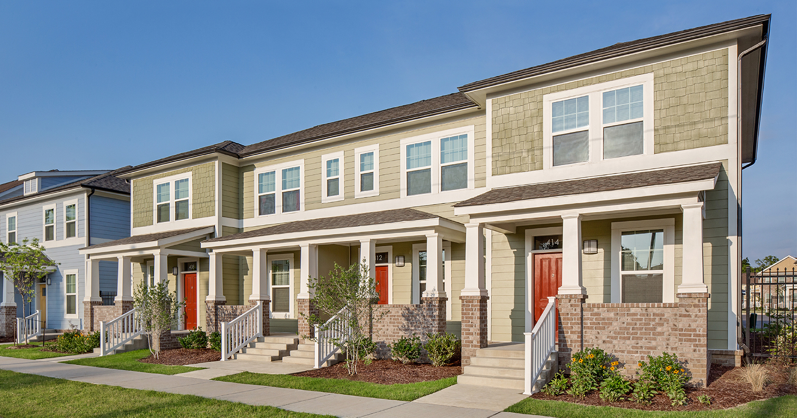 Cleaborn Pointe at Heritage Landing, Memphis, TN