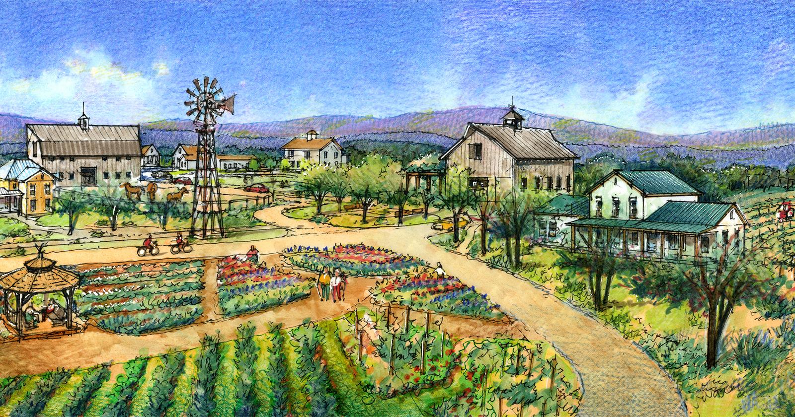 Conservation Design Community, California