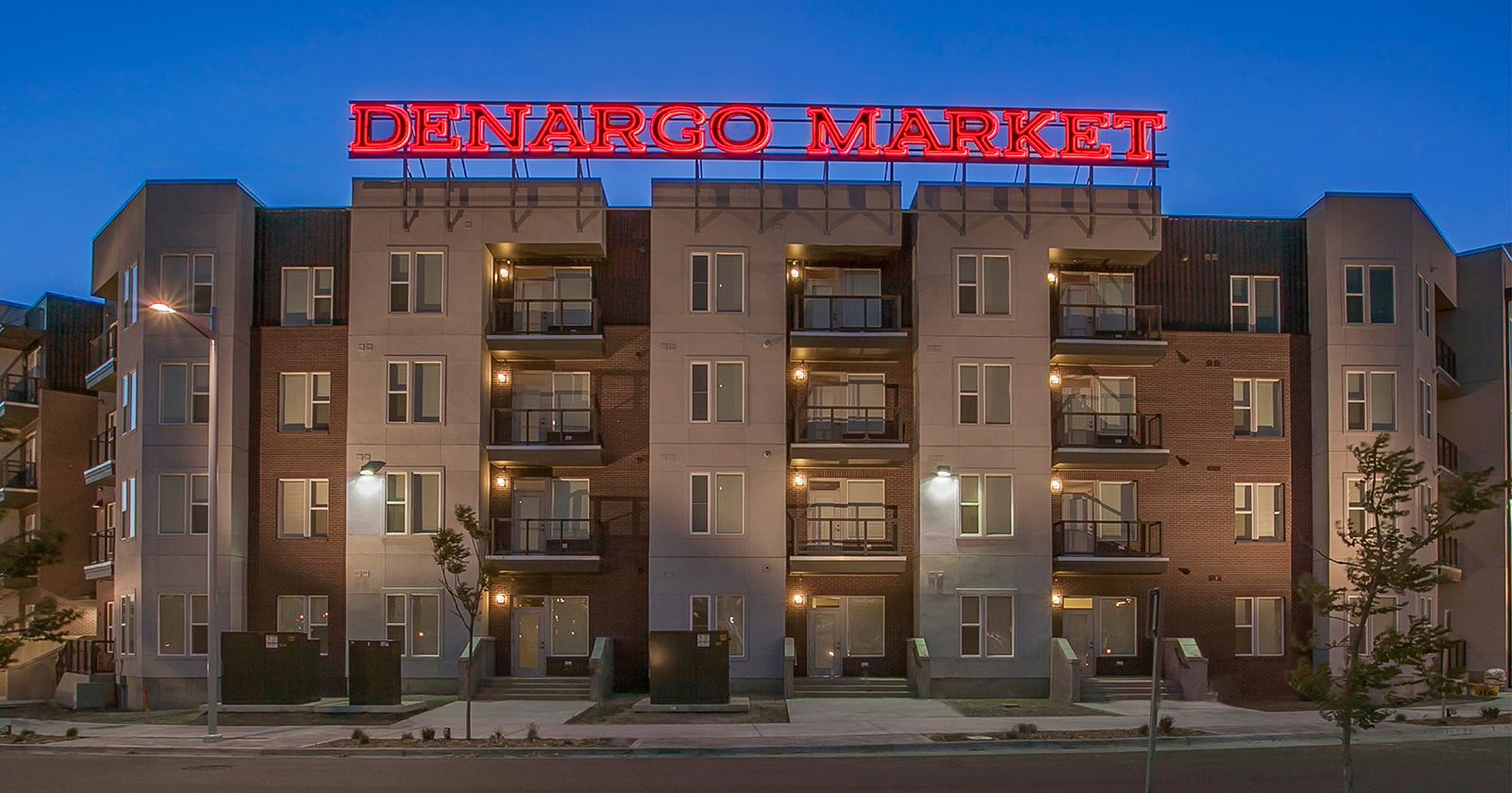 The Yards at Denargo Market, Denver, CO