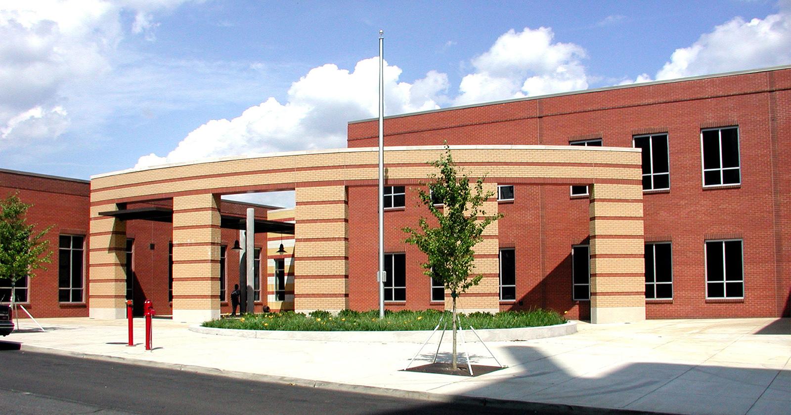 Downtown Elementary School , Memphis, TN